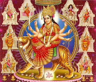 Navratri Durga Puja Vidhi