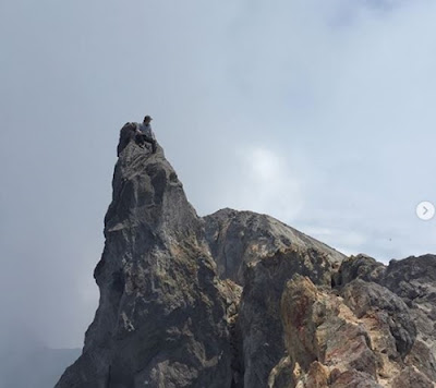 Mitos gunung merapi