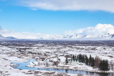 L'hiver en Islande