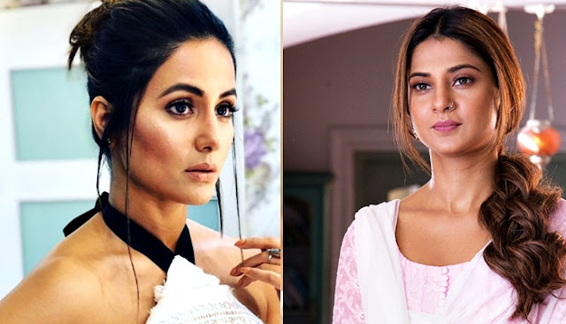 Good NEWS ! Hina Khan and Jennifer Winget to come together for Bepannaah