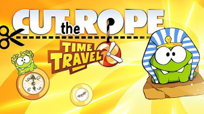 Cut the Rope: Time Travel Apk (MOD, Hints/Super Powers) for Android