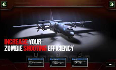 Game Zombie Gunship Survifal Mod v0.6.53 Apk Update Android Terbaru