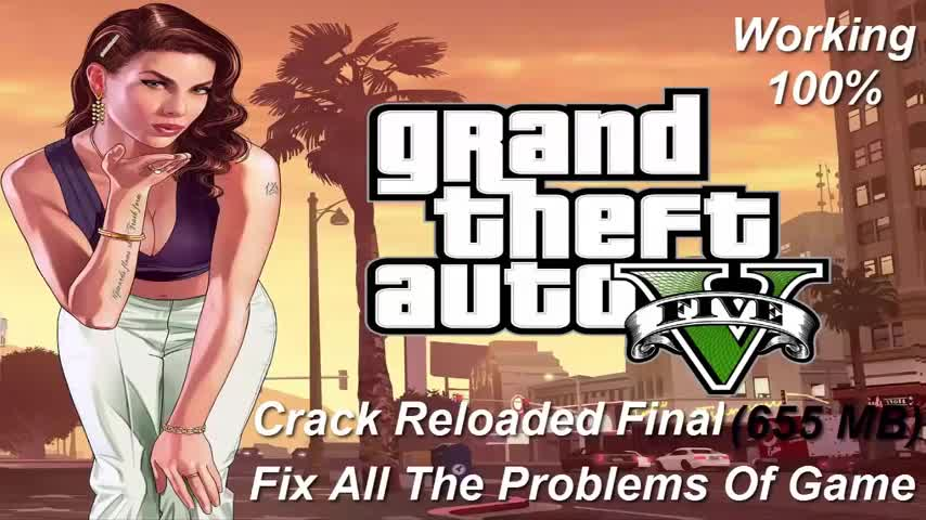 Crack gta 5 pc download | GTA 5 Torrent Crack Full Download v1 0 877