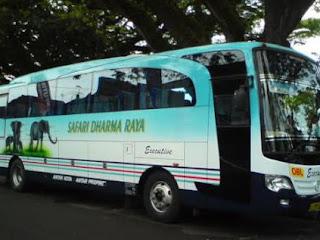 Sejarah Bus di Indonesia