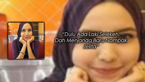 Isteri Berpenampilan Jelita Selepas Bercerai. Ini Sebabnya.