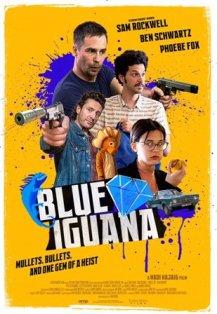 Resensi Film Blue Iguana (2018)