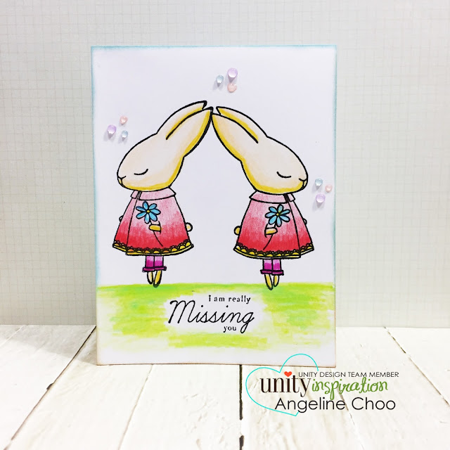 ScrappyScrappy: [NEW VIDEO] Unity Stamp and Misti Blog Hop #scrappyscrappy #unitystampco #mysweetpetunia #misti #minimisti #stamp #stamping #bloghop #craft #crafting #card #cardmaking #papercraft #youtube #quicktipvideo #video #bunnyhugs #susanweckesser #tonicstudios #nuvodrop #nuvojeweldrop #coloredpencils #mirrorstamping