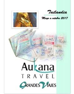 Aukana Travel Thailandia 2017