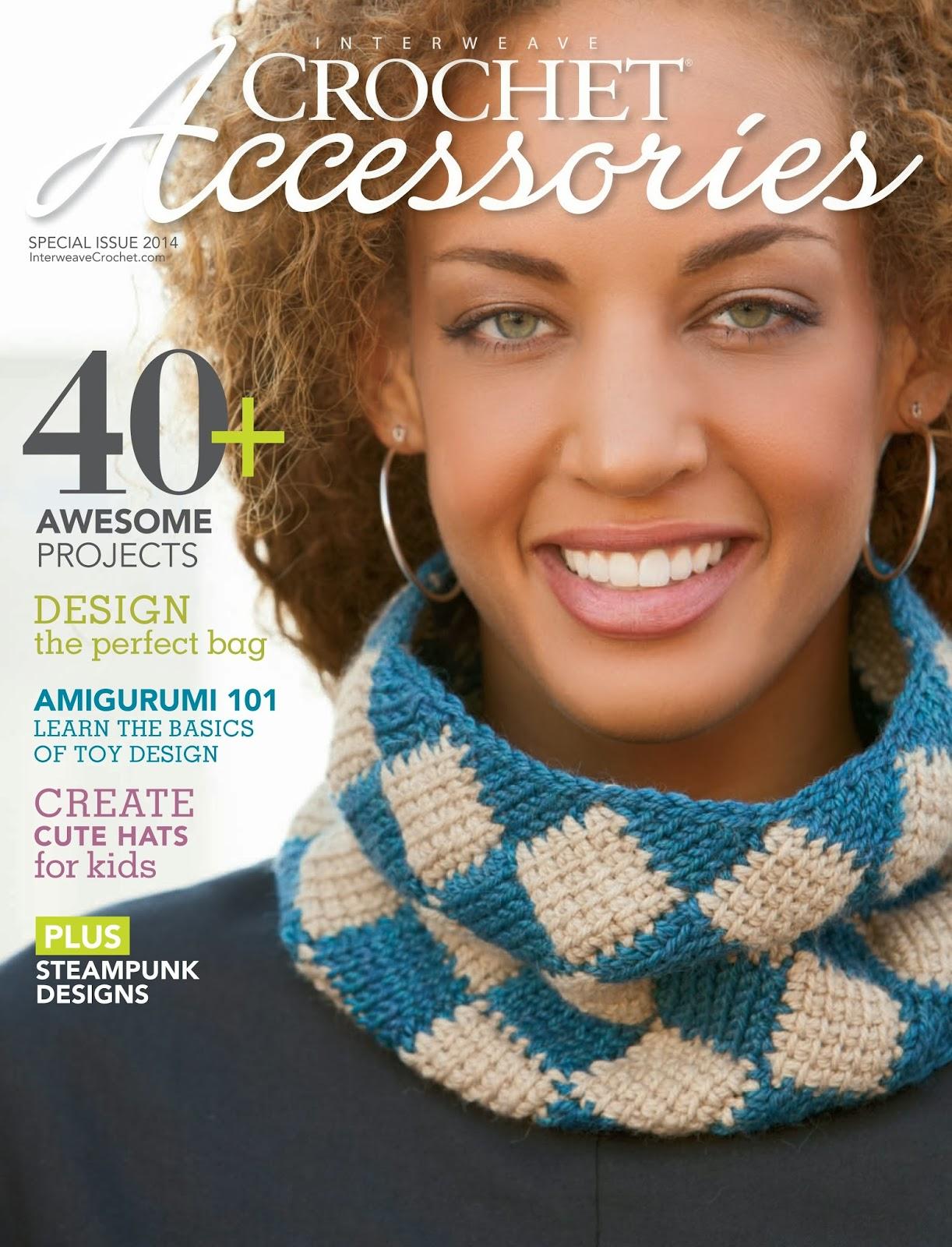 Revista Crochet Accesorios 2014