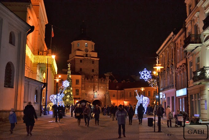 Świąteczny Lublin