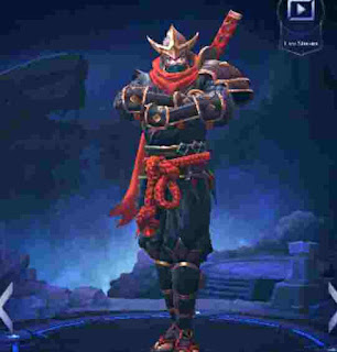 Hayabusa ialah seorang Hero pembunuh di Mobile Legends Build Item Terbaik Hayabusa Mobile Legends Serangan Bayangan Mematikan.