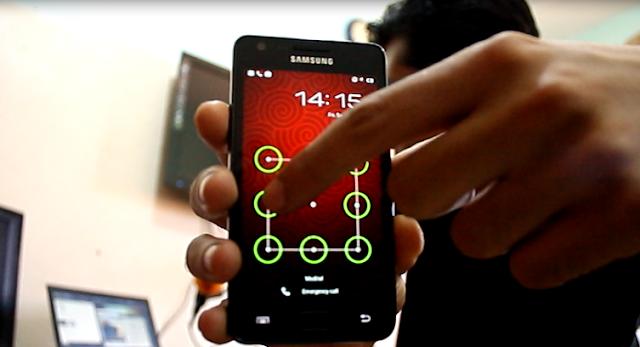 ابتكار تطبيق يستنتجُ الرمز السري لقفل هواتف الأنرويد