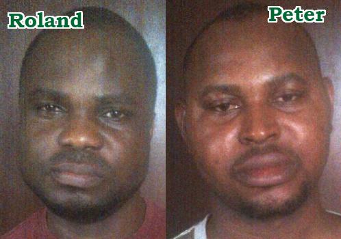 nigerians arrested cocaine heroine mmia