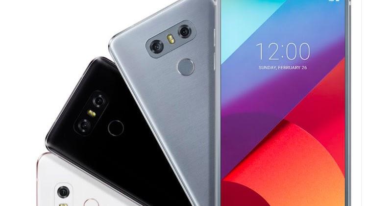 LG G6 Leak Image Shows Three Colours Options and Bezel-less design