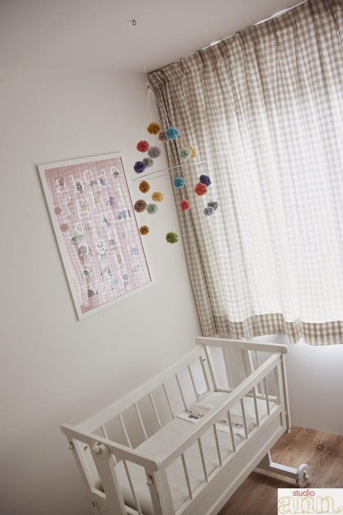 Studio Ann Diy Mobiel Voor De Babykamer Diy Mobile For