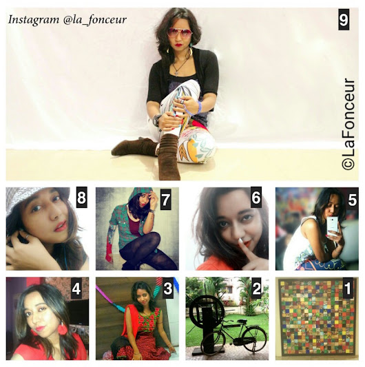 "How I ended up to INSTAGRAM and my Dance name LA FONCEUR || ""Instagram Journey"" on completion of 2 years on Instagram"