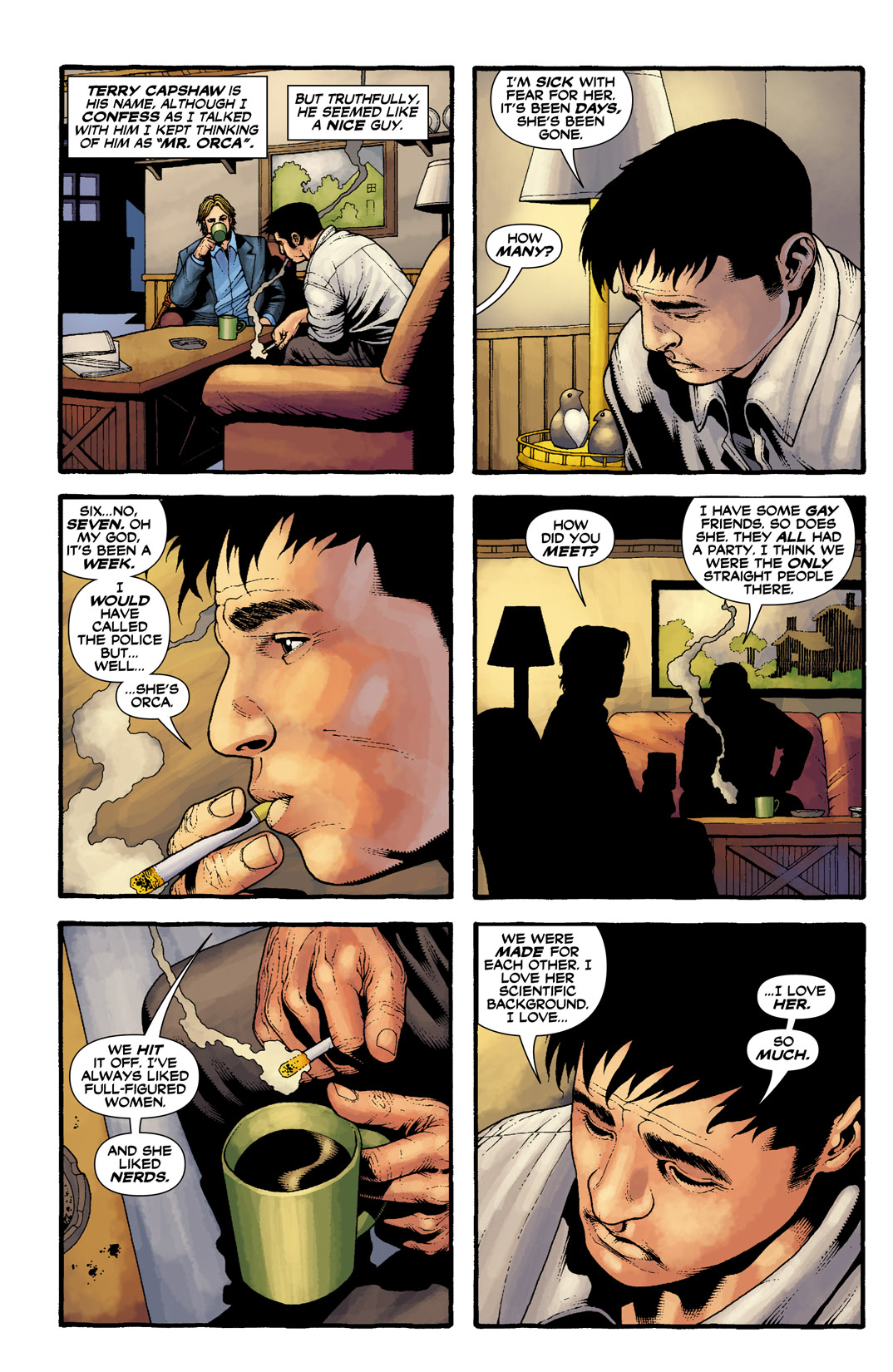 Detective Comics (1937) 819 Page 17