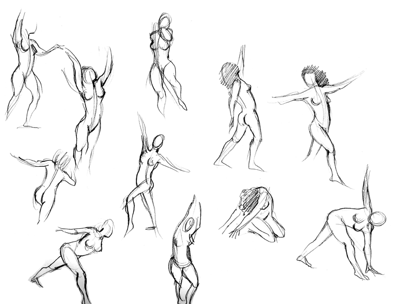 Quick Poses Life Modelling Pinterest Drawing poses, Life - permission forms template