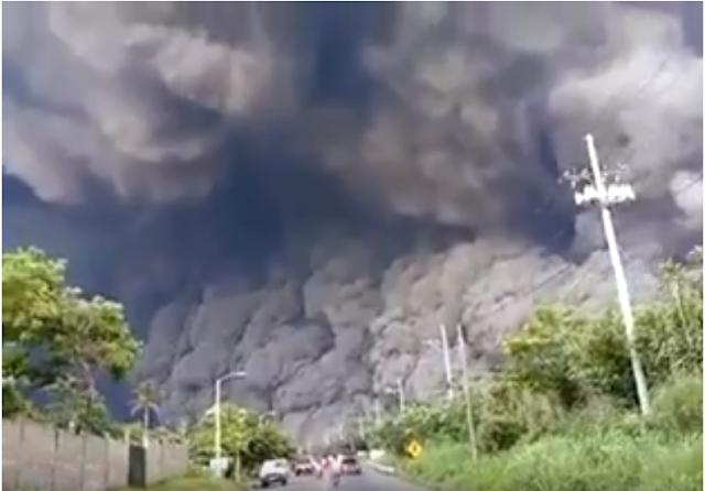 Tsunami Palu Telan 1407 Jiwa, Kini Gunung Soputan Meledak...