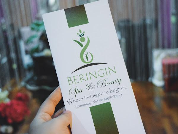 Pencarian spa dengan pakej menarik dan berbaloi berakhir di Beringin Spa & Beauty