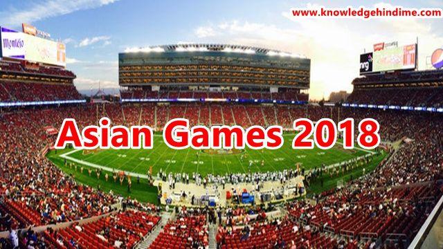 2018 Asian Games In Hindi 18वें एशियाई खेल का आयोजन, इतिहास