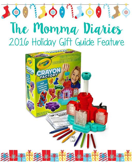 Crayola Crayon Factory, holiday gift guide
