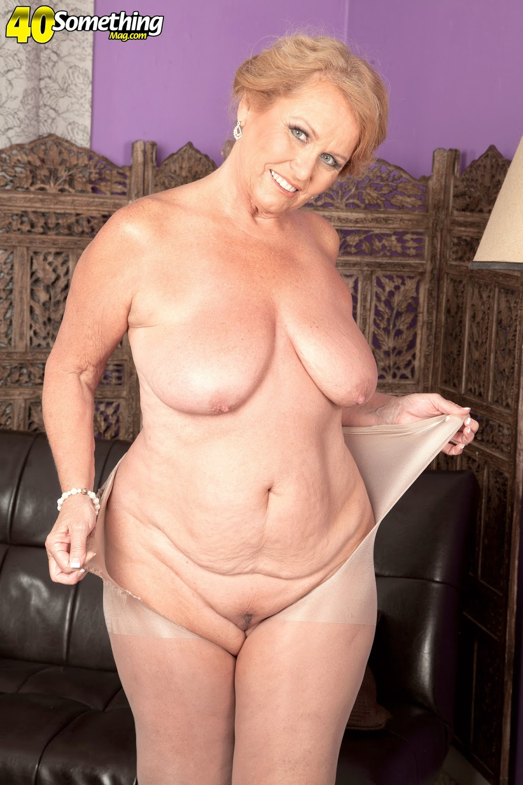 Sexy Fat Mature Women