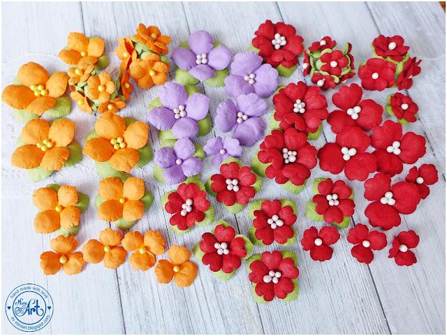 Kolejne kwiatuszki / Next flowers