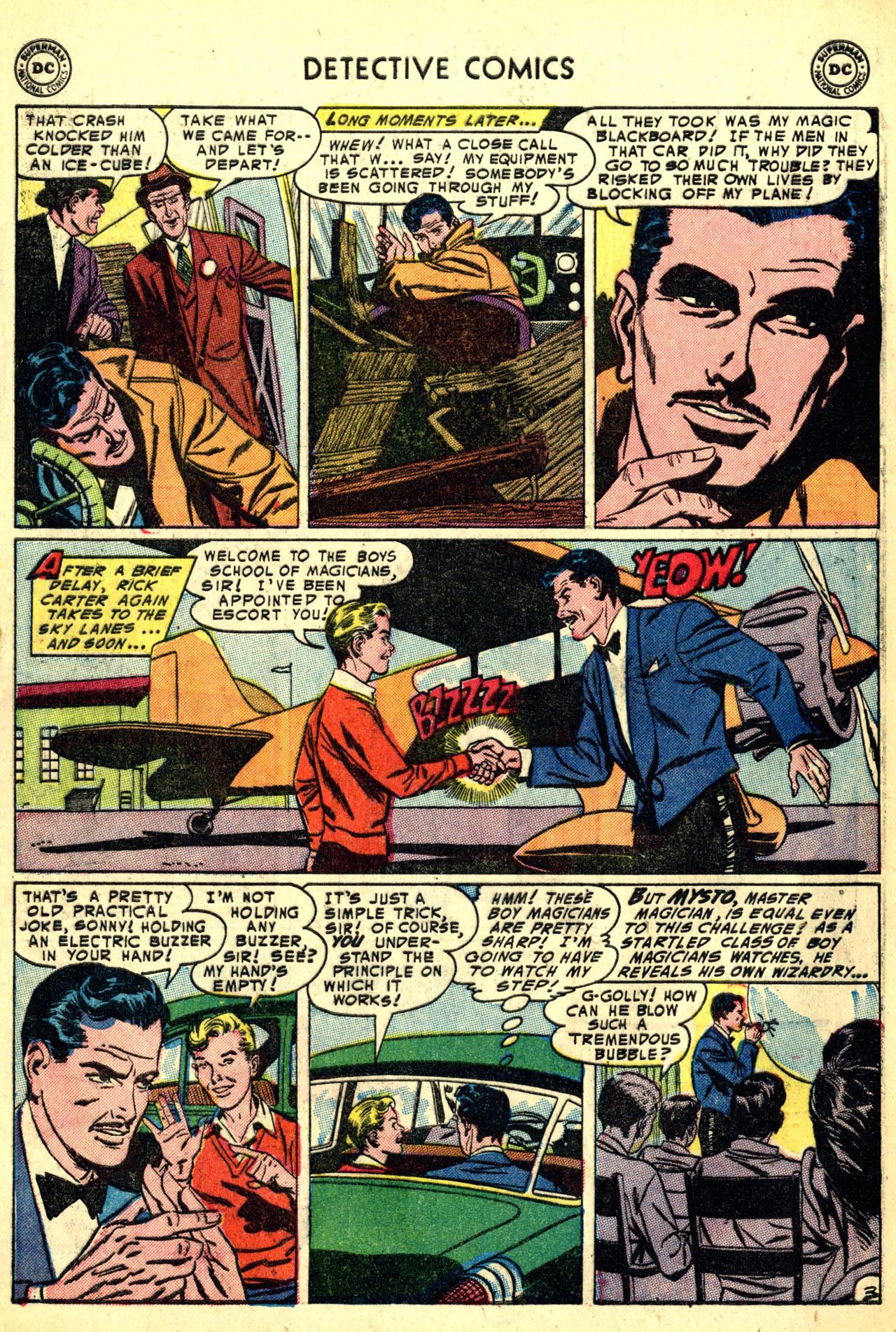 Detective Comics (1937) 208 Page 35