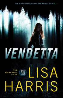 Fall Reads: Vendetta by Lisa Harris