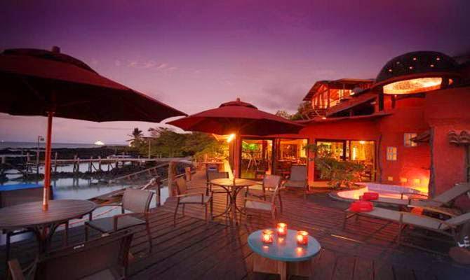 еко-готель на Галапагоських островах