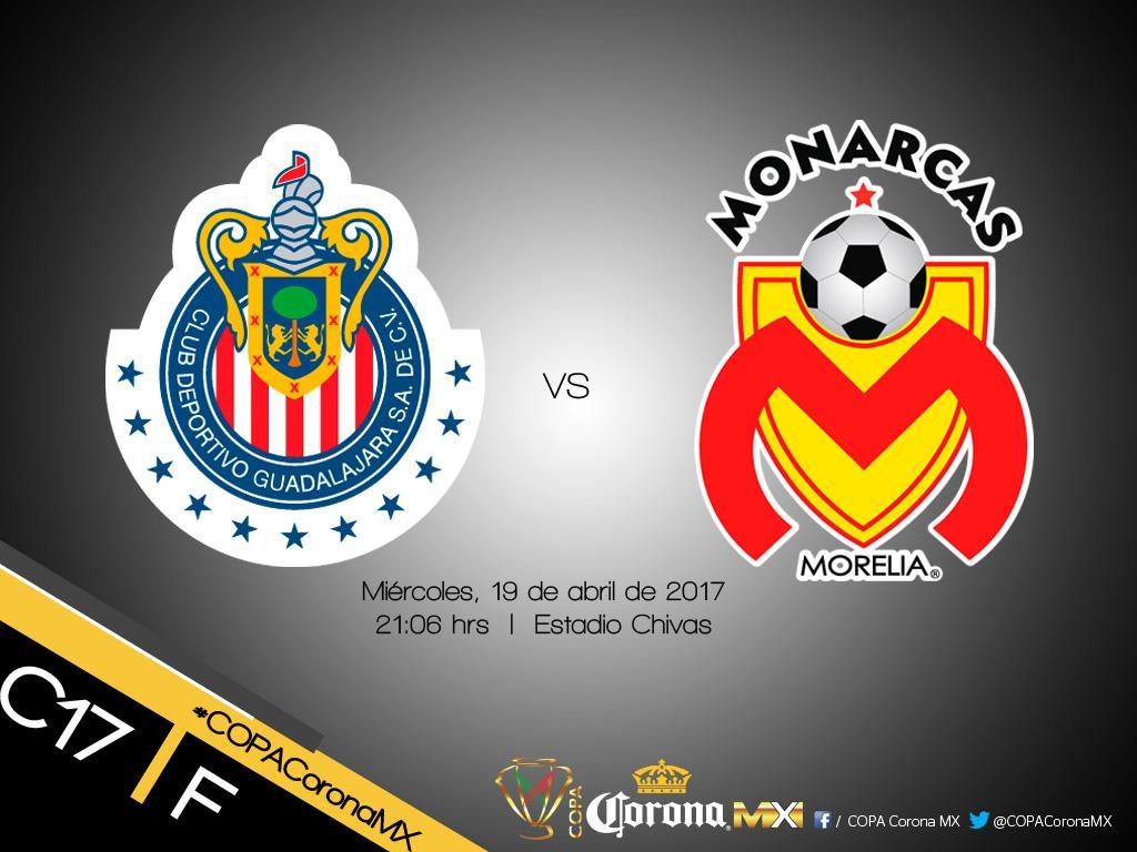 Horario de la Gran Final de la COPA Corona MX.
