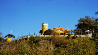 O Castelo Foi Erguido em 1919, na Base da Serra do Rio do Rastro, em Lauro Müller