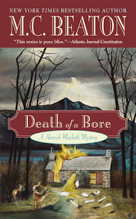 Review of Death of a Bore by M. C. Beaton