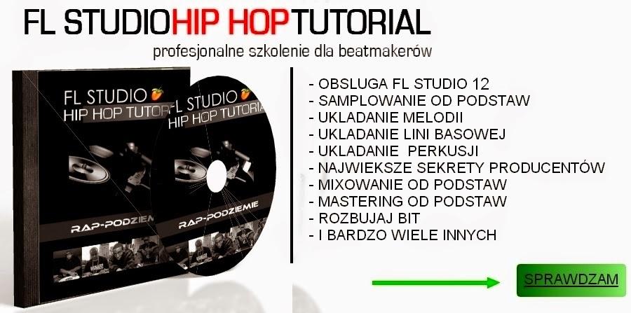 SAMPLE ~ Podziemie sample hip hop, fl studio, tutotiale