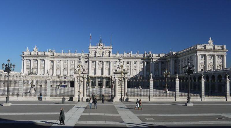 viaggi nel mondo Madrid