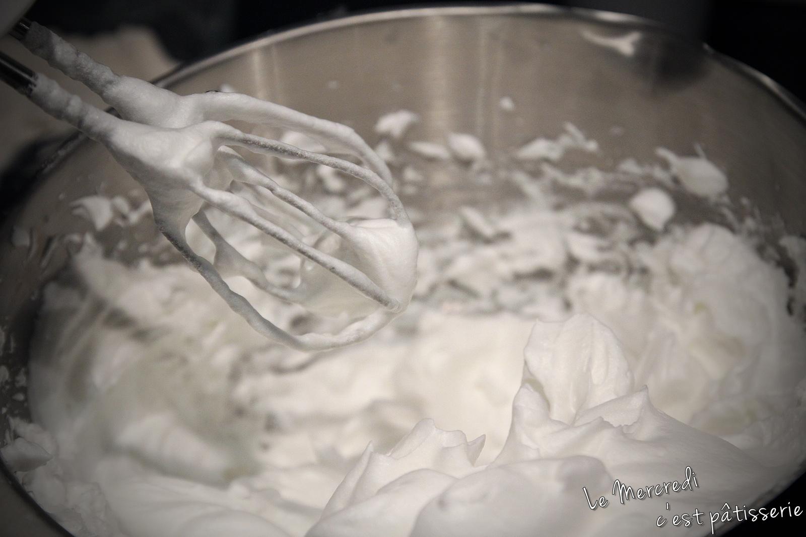 Les coques de macarons