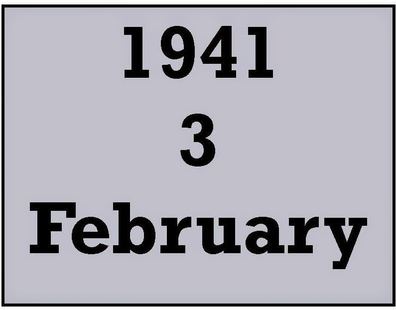 Today in 1941 - February 3 - German spy Josef Jakobs was transferred to Dulwich Community Hospital