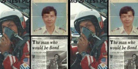 Subhanallah, Lantunkan Adzan, Pilot Ini Selamat Dari Ganasnya