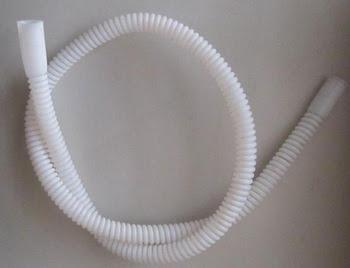 PTFE convoluted hose