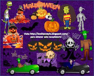 imagenes imprimibles gratis de halloween