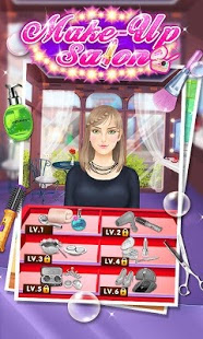 Screenshots of the  Makeup Spa - Girls Gamesfor Android tablet, phone.