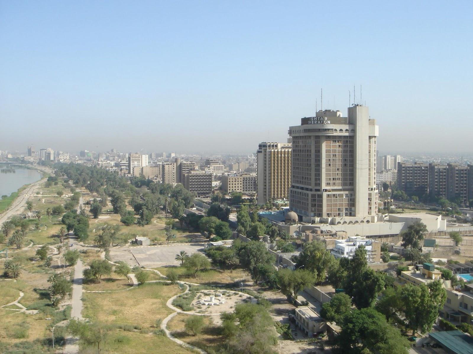 Baghdad, Iraq - Tourist Destinations