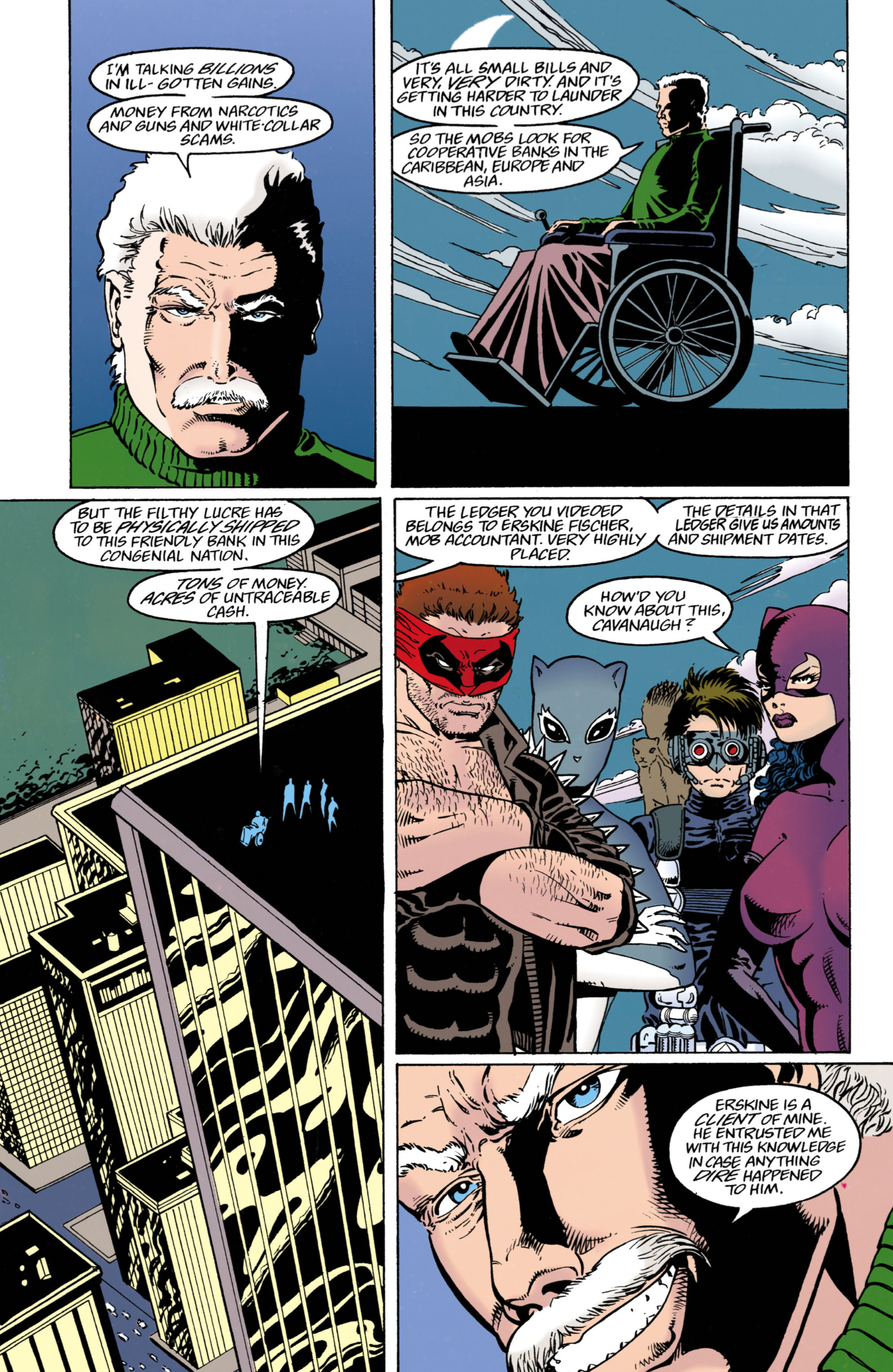 Catwoman (1993) Issue #29 #34 - English 21