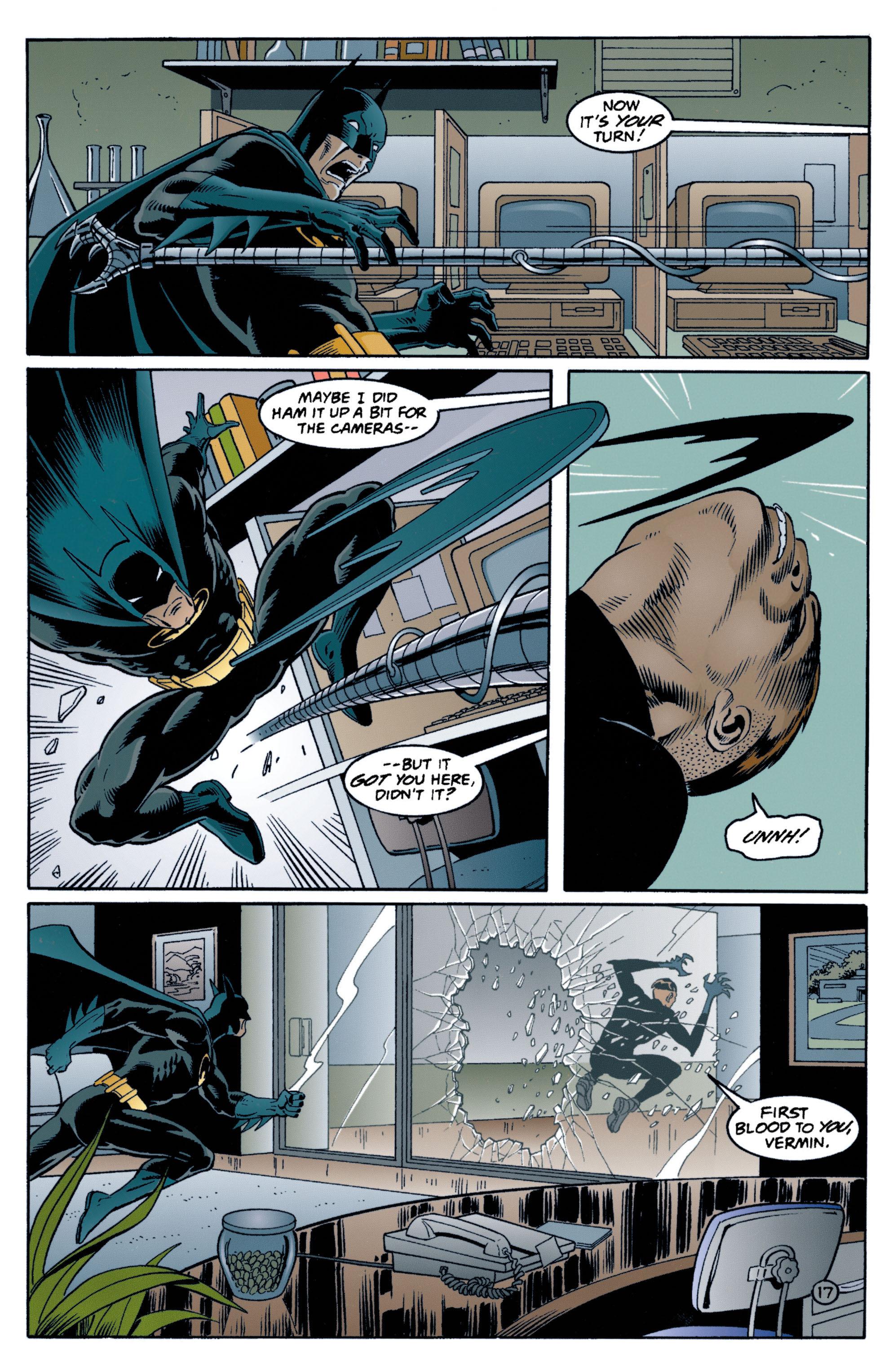 Detective Comics (1937) 717 Page 16