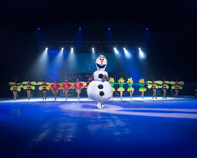 OLAF  Wonderful Family Value Packages from @DISNEYonICE #Jozi #CapeTown #Durban