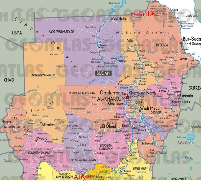 Remapping Sudan And The Way Forward