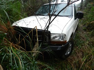 Corpo da última vítima teria sido levado para um matagal para simular um acidente de trânsito