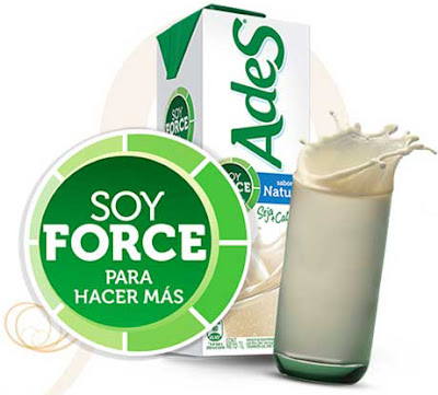 Consume Soya