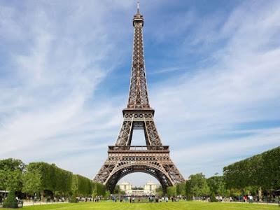 Sejarah Menara Eiffel